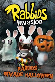 high resolution halloween images rabbids invade halloween book by david lewman tino santanach