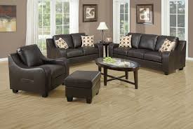 Modern Brown Leather Sofa by Modern Black Decorative Leather Couch That Can Be Combined With