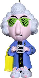 maxine hallmark trek ornaments