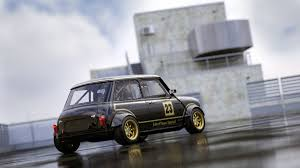 john player special livery john player special mini concept on behance