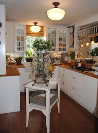 Small Kitchen Makeovers - small cottage kitchen makeover eclectic kitchen dallas