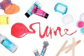 slime making kids craft activities kids hobbycraft