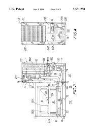patent us5551250 freezer evaporator defrost system google patents
