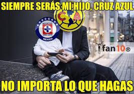 Memes De America - los memes del américa vs cruz azul del clausura 2017 futbol total