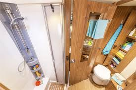 camper van with bathroom camper for families touring cars
