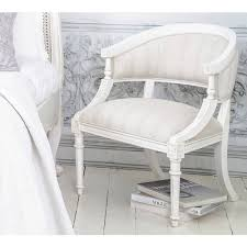 Tub Chairs Provencal Stripe Tub Chair Bedroom Chair