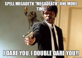 What Does Meme Mean And How Do You Pronounce It - the 12 greatest megadeth memes megadeth and music memes