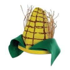 cub foods hours thanksgiving amazon com beistle 60674 plush corn cob hat kitchen u0026 dining