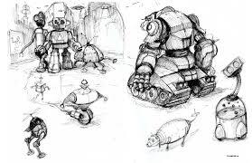 character design 2 u2014 paul tong studio