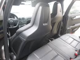 amg sport left driver upper seat cushion leather 2049104333