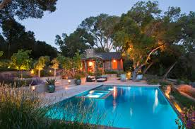 Pool Landscape Design by Arterra Landscape Architects