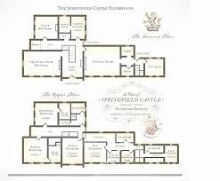 mansion floor plans castle highclere castle floor plan unique castle homes floor plans