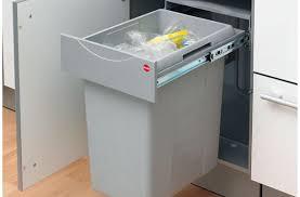 poubelle pour meuble de cuisine rangement coulissant 2 poubelles pour meuble cm poubelle