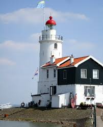 netherlands lighthouse map lighthouses of the northern netherlands