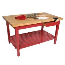 kitchen islands u0026 tables maple classic country work table