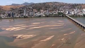 Mesmo após chuva, Rio Doce ainda está em situação preocupante ...