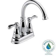 Faucet Bathroom Home Depot by Bathroom Sink Faucets Bath Faucets Showerheads The Home Depot Home