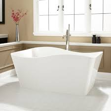 Large Clawfoot Tub Sumptuous Bathroom Design Featuring Lovely Free Standing Bathtub