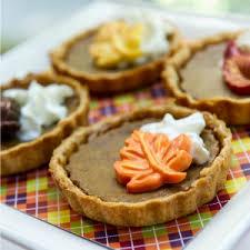 easiest thanksgiving dessert table