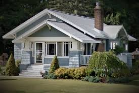 unusually well planned craftsman bungalow gordon van tine 611