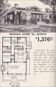 sears house plans pleasant 12 sears craftsman home designs vintage house plans plans