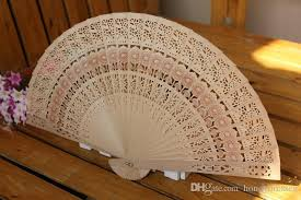 cheap wedding fans 2017 bridal wedding fans wooden fans bridal accessories