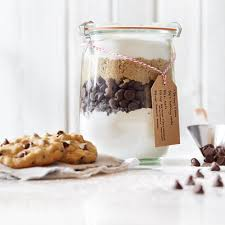 chocolate chip cookie mix in a jar nestlé best baking