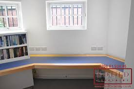 Bespoke Home Office Furniture Bespoke Fitted Home Office Furniture Solid Carpentry