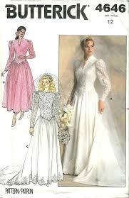 wedding dress patterns free wedding dress patterns or vintage bridal bridesmaid wedding dress
