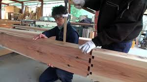 traditional japanese wood joinery is an act of art video dailymotion