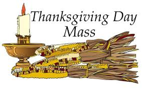 thanksgiving day mass st catholic church of huntley illinois