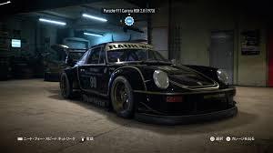 porsche rwb 996 need for speed rwb charlene porsche 911 993 color youtube