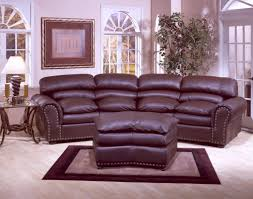 Omnia Leather Chairs Omnia Leather Williamsburg Leather Configurable Living Room Set