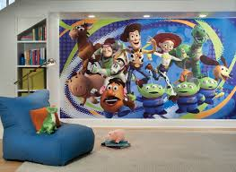 toy story wall mural wallwall toy story wall mural