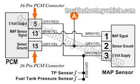 1996 1997 map sensor wiring diagram 1 6l sidekick tracker