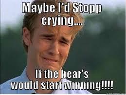 Da Bears Meme - da bears suck quickmeme