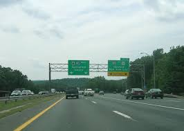 mass pike exits map interstate guide interstate 84 eastern