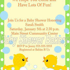 duck baby shower invitations best rubber duck baby shower products on wanelo