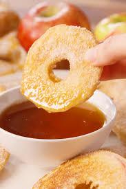 halloween pancakes best apple pancake dippers recipe how to make apple pancake
