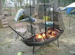Steel Firepits 12 Beautiful Metal Firepits That Are Works Of Bored Panda