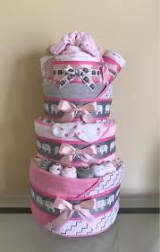 lavish diaper cakes baby shower gifts baby gift baskets for