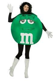 green m u0026m costume costumes