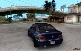 new peugeot sedan peugeot 406 sedan v 1 0 for gta san andreas