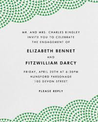 35 paperless engagement party invites martha stewart weddings