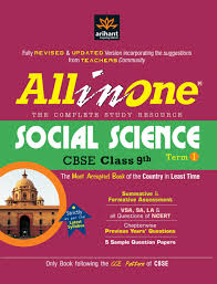 all in one cbse social science term 1 class 9 2nd edition