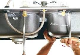 installing moen kitchen faucet moen faucet installation rnsc co