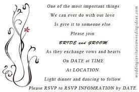 casual wedding invitation wording wedding dress website june 2012