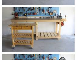 Bench Metal Work Bench Garage Workbench Beautiful Metal Work Bench Diy Workbench