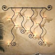 rod iron home decor rod iron wall art home decor medium size of wrought iron home