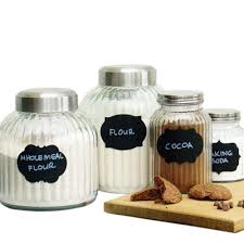 Labels For Kitchen Canisters 48 Chalkboard Labels U0026 Chalk Pen By Magicmil A Must Have For